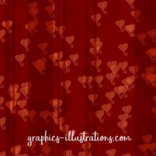 Free Doodle Hearts Photoshop brushes