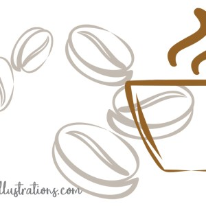 New Photoshop brushes Coffee (Coffee Clip Art)