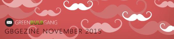 GBG EZINE NOVEMBER 2015