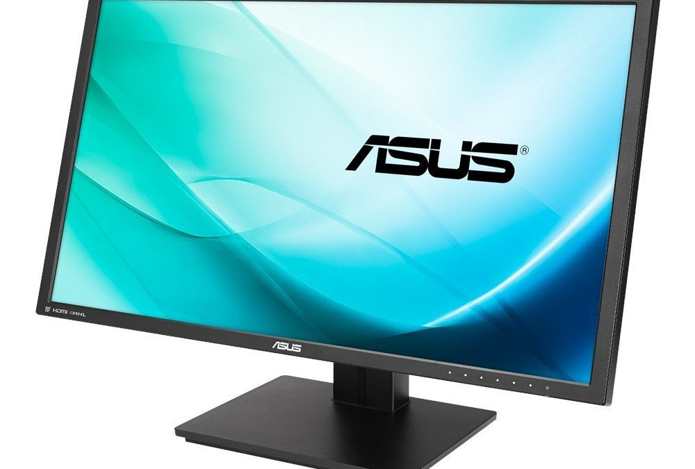 Asus Delivers 28 Inch 4K Monitor at Bargain Price