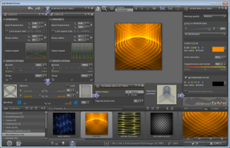 AbstractCurves Photoshop Plug-In Updated To Support 64-Bit