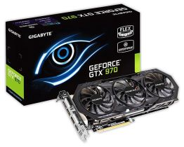 Speed Up Your Graphics and Run at 4K with Gigabyte GTX 970