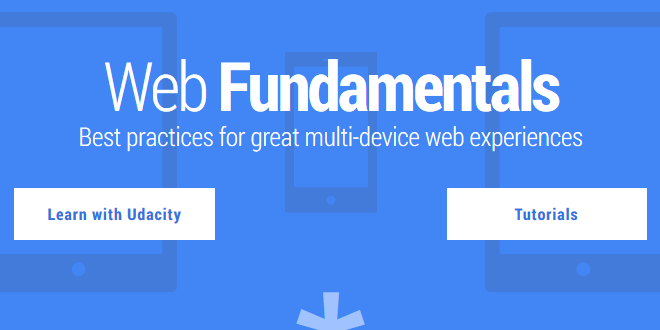 google-web-fundamentals