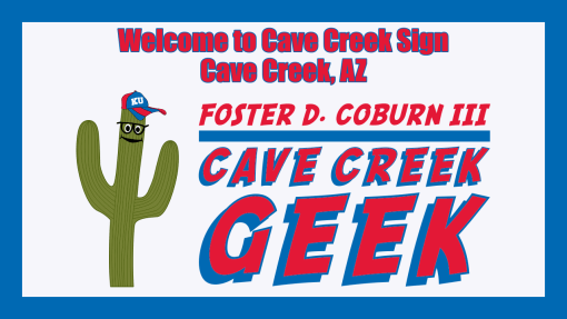 Cave Creek Geek Welcomes You to Cave Creek