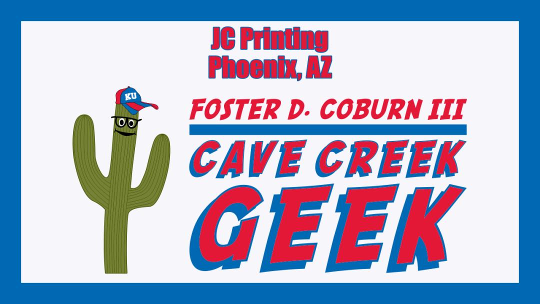 Cave Creek Geek Shows Off Vehicle Wraps at JC Printing