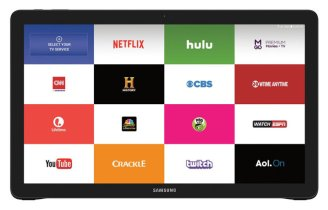 Samsung Galaxy View 18.4″ Tablet Designed for Media Consumption