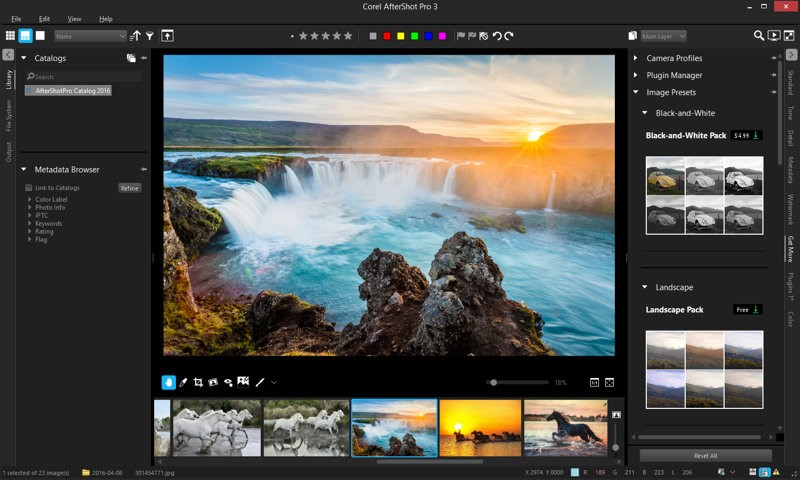 Corel Releases AfterShot Pro 3 For Faster, Better Photo Processing