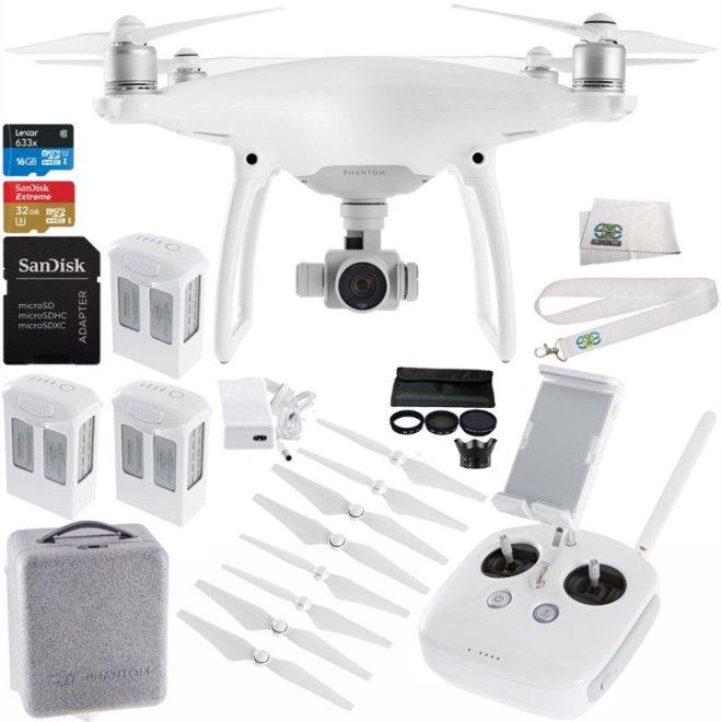 DJI Quadcopter Drone Kit