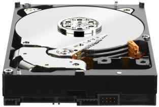 Western Digital Black Hard Drives Provide Fast, Large Storage for Data
