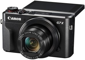 Canon G7 X Mark II Is Powerful Point and Shoot Camera