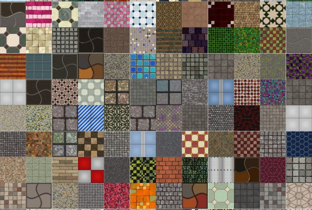 Install New Tiles In Your Designs With Seamless Textures