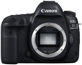 Canon Releasing New EOS 5D Mark IV Digital SLR