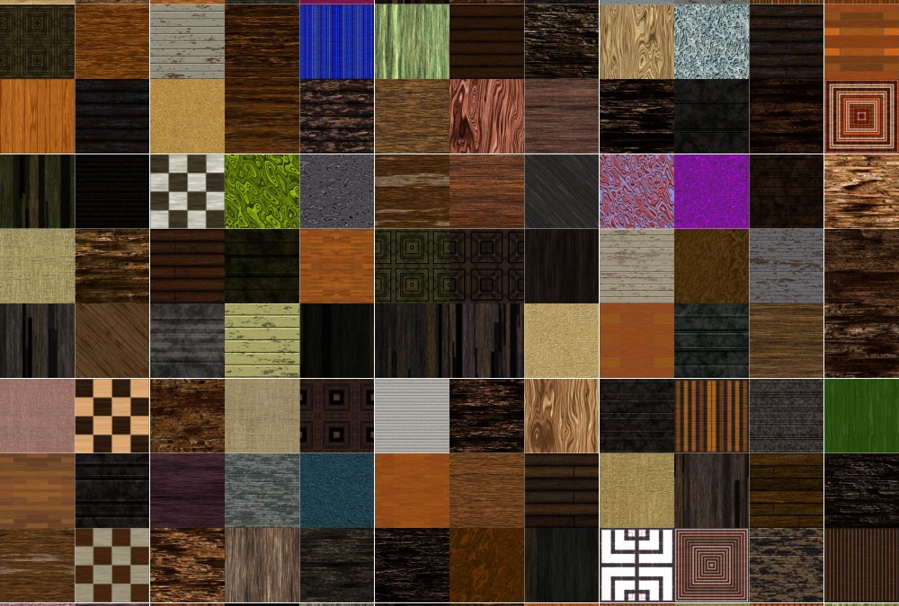Give Your Project More Wood With Seamless Textures