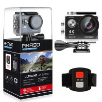 AKASO Action Camera Low-Cost Alternative to GoPro