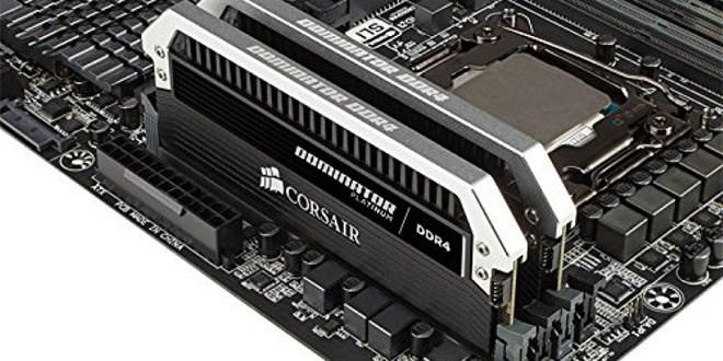 Corsair Dominator Platinum Series DDR4 DRAM