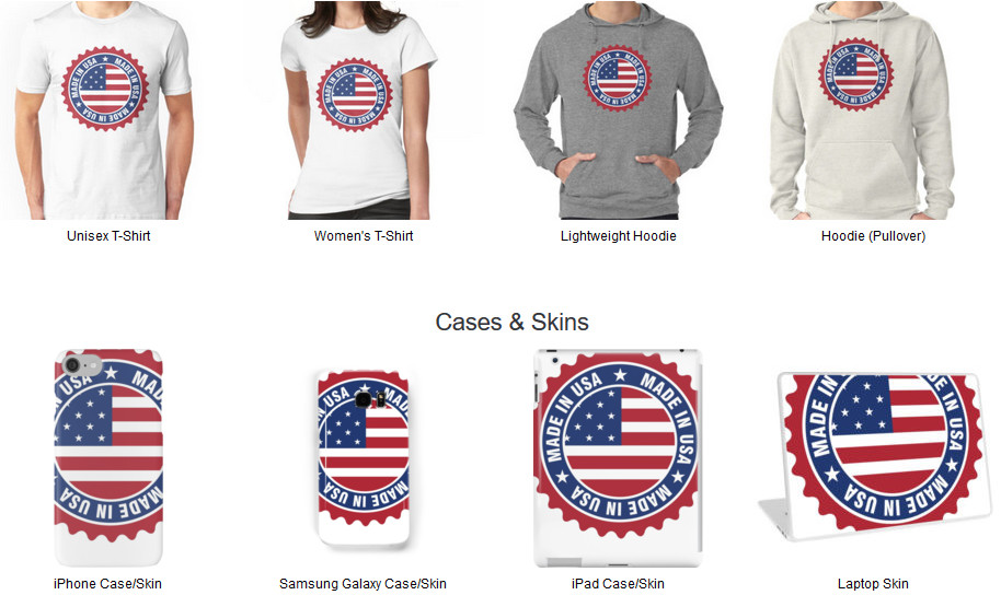 TShirts Unleashed Delivers Apparel, Cases, Mugs and More