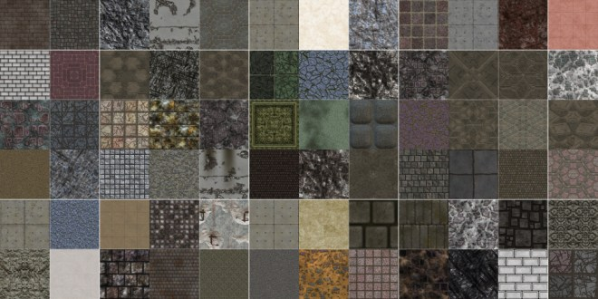 Stone Cold Awesome Collection of Seamless Textures