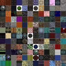 New Collection of Technology Seamless Textures