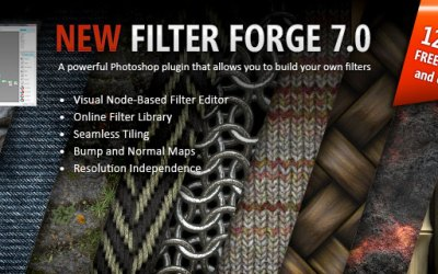 Filter Forge 7.0 Released With New Speed and Features