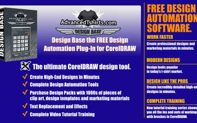 Free CorelDRAW Macro and Hours of Free Design Base Videos