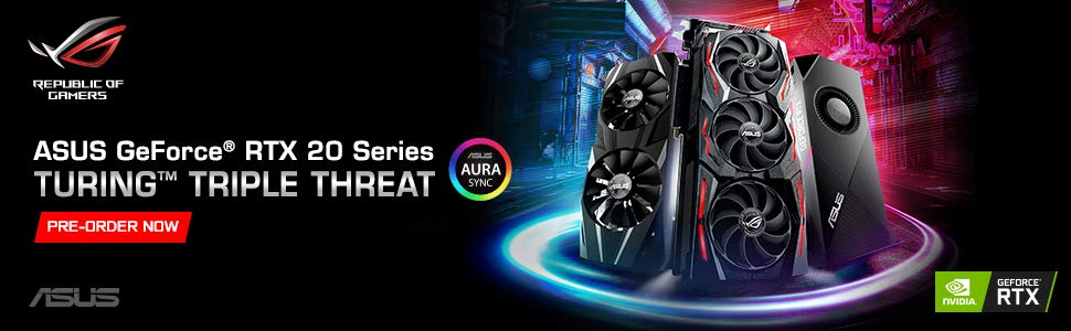 """NVIDIA Releases """"20"""" Series of Video Cards Loaded with Speed"""