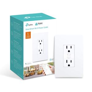 Kasa Smart WiFi Power Outlet
