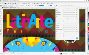 CorelDRAW Graphics Suite 2020 Variable Fonts