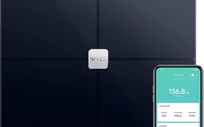 Wyze Scale Measures 12 Metrics & Connects to Popular Apps