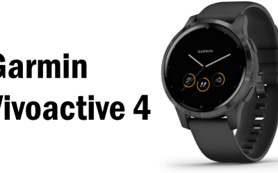 Garmin Vívoactive 4 High-End Fitness Tracker