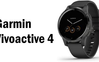 Garmin Vívoactive 4 High-End Fitness Tracker