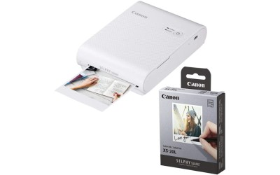 Canon SELPHY Square QX10 Compact Photo Printer