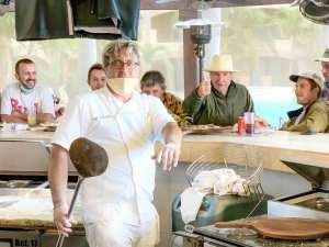 Harrison Ford Pizza Loreto