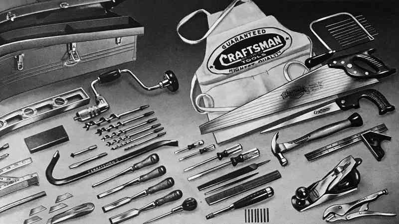 Sears Craftsman Tools Sets