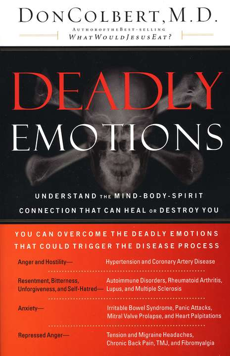 Deadly Emotions, Paperback