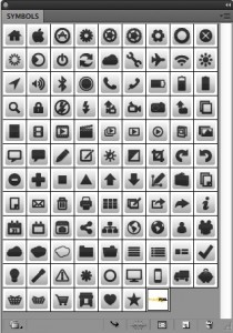 The Grey Icons