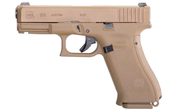 NRA Gun of the Week: Glock 19X Pistol