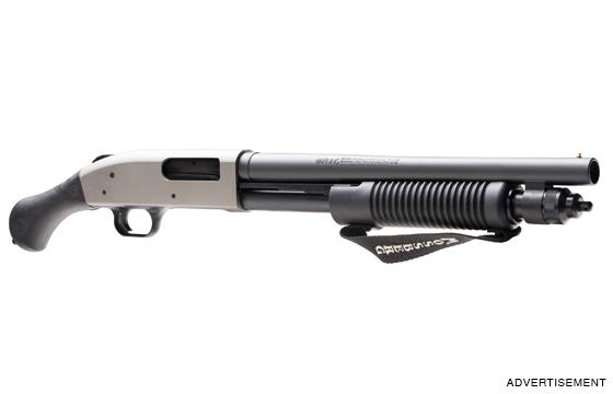 Davidson's Exclusive Mossberg Model 590 Shockwave