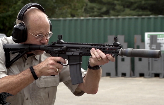 Video—ARTV: SIG Sauer MCX and MPX