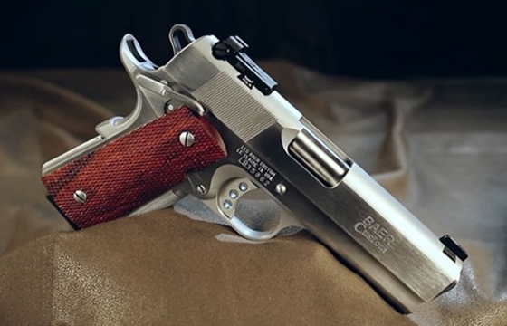 Video—ARTV: Les Baer Monolith Stinger Heavyweight Pistol Review