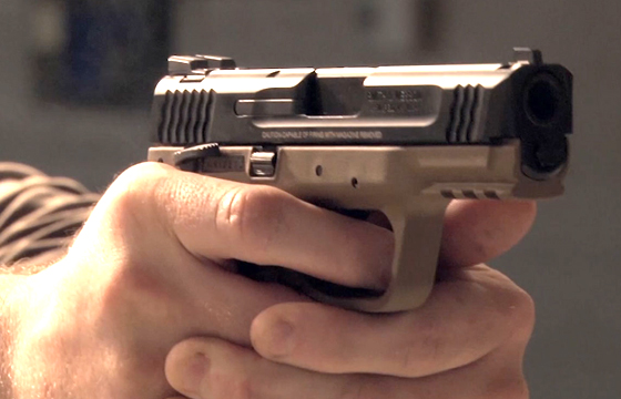 Video—ARTV: Smith & Wesson's Military & Police Pistols