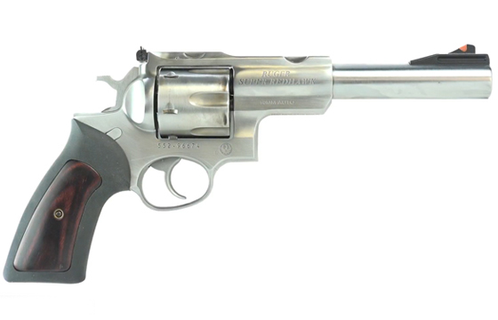 NRA Gun of the Week: Ruger Super Redhawk 10 mm Auto Revolver