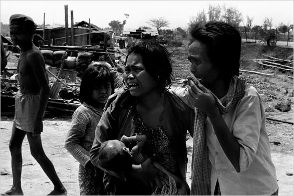 Dith Pran, 'Killing Fields' Photographer, Dies
