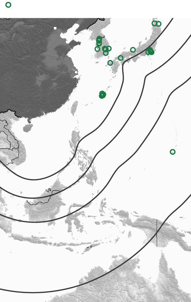 Missilemap : missilemap, China's, Military, Might