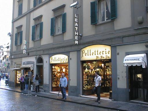 Shops of Florence Pictures  Lucas Pereira