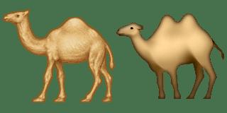 Image result for camel emoji iphone