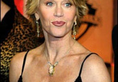 Layered Haircuts Jane Fonda