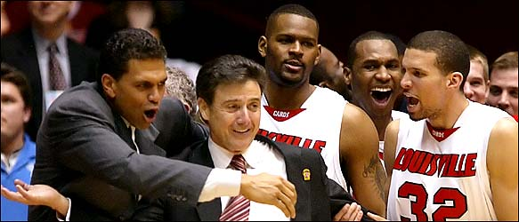 Image result for 2005 louisville final four
