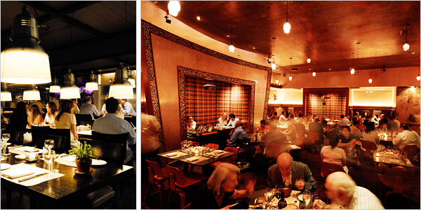 Restaurant Reviews  Vong and Mercer Kitchen  By Frank