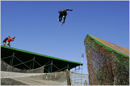 Bob Burnquist's Backyard Mega Ramp