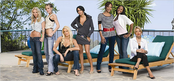 Original Bad Girls Club Cast